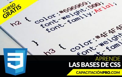 Bases del CSS